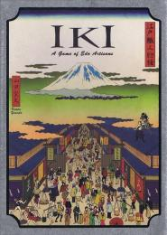 IKI: A Game of EDO Artisans 江戸職人物語