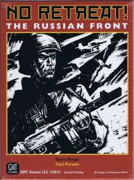 No Retreat: The Russian Front - Deluxe Ed. - Reprint
