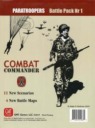 Combat Commander: Battle Pack #1 Paratroopers 3rd Printing