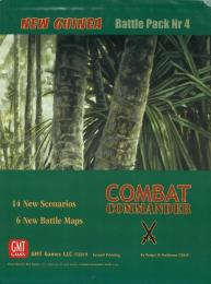 Combat Commander: Battle Pack #4 New Guinea 2nd Printing