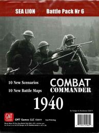 Combat Commander: Battle Pack #6 Sea Lion 2nd Printing