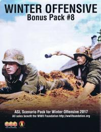 ASL Winter Offensive Bonus Pack #8(2017)