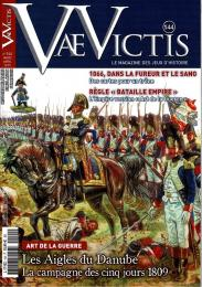 Vae Victis #144 The Eagles of the Danube