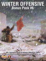 ASL 2015 Winter Offensive Bonus Pack #6
