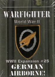 Warfighter WWII - Expansion #25 German Airborne