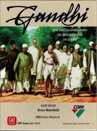 Gandhi: The Decolonization of British India 1917-1947
