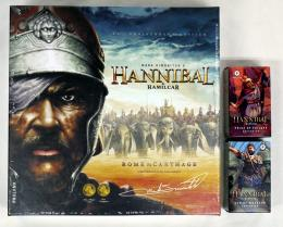 Hannibal & Hamilcar: Rome vs Carthage + Two Expansions