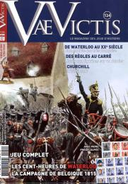 Vae Victis #124 The Belgian Campaign 1815