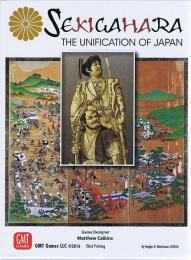 Sekigahara The Unification of Japan 3rd Print