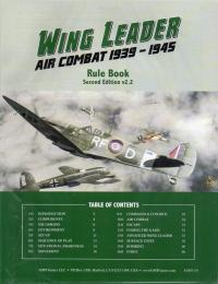 Wing Leader: Victories 1940-1942 2nd Ed. Update Kit