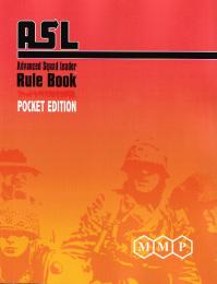 ASL Rulebook - Pocket Edition