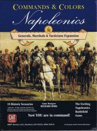 Commands & Colors: Napoleonics Expansion 5: Generals, Marshalls & Tacticians