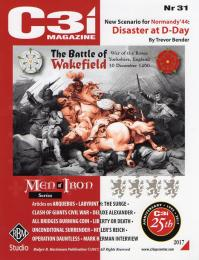 C3i Magazine Nr.31 The Battle of Wakefield